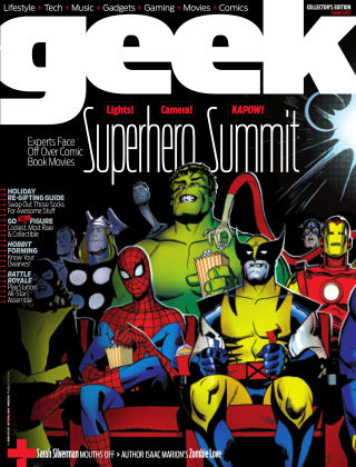 Geek December 2012