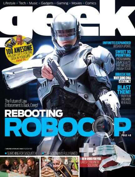 Geek December 03, 2013 00:00