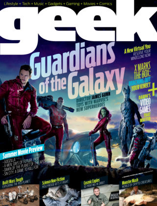 Geek May / June 2014