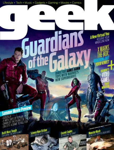 Geek April 11, 2014 00:00