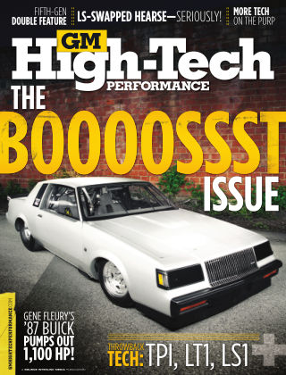 GM High-Tech Performance November 2013