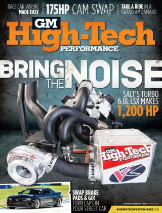 GM High-Tech Performance September 2013