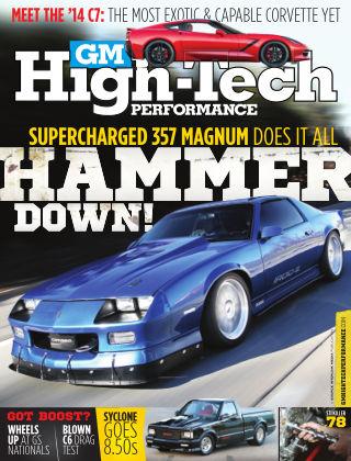 GM High-Tech Performance May 2013