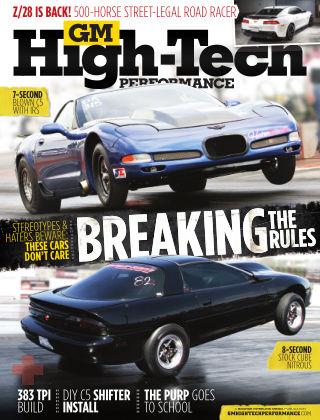 GM High-Tech Performance August 2013