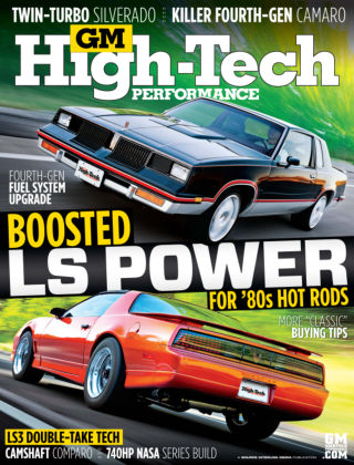 GM High-Tech Performance April 2014