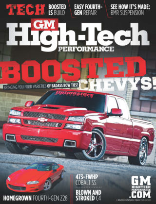 GM High-Tech Performance August 2014