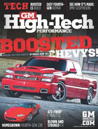 GM High-Tech Performance August 2014