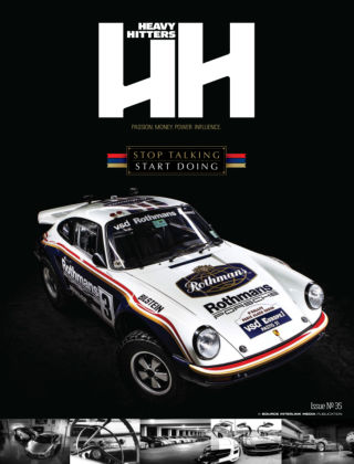 Heavy Hitters Issue 35