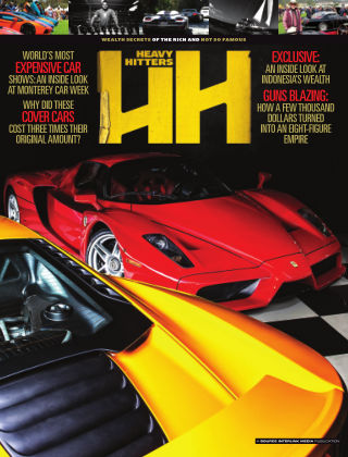 Heavy Hitters Issue 30