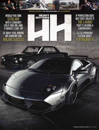 Heavy Hitters Issue 31