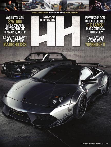 Heavy Hitters January 15, 2013 00:00