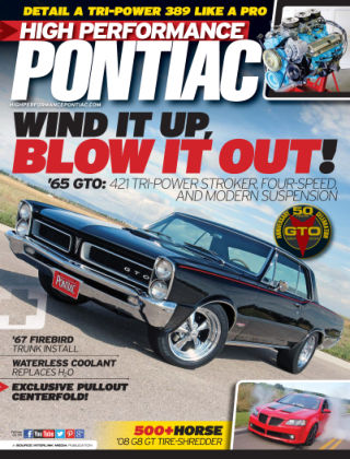 High Performance Pontiac February 2014
