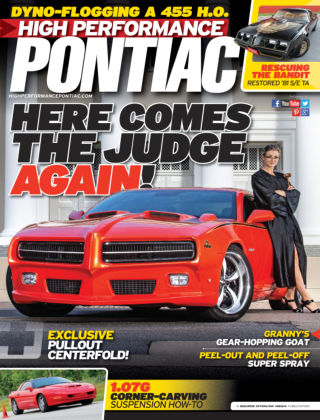 High Performance Pontiac December 2013