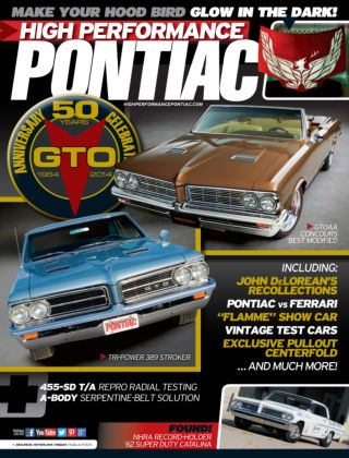High Performance Pontiac January 2014