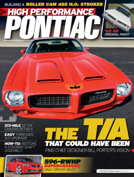 High Performance Pontiac Subscription Best Offer With Readly