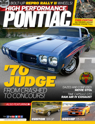 High Performance Pontiac July 2014