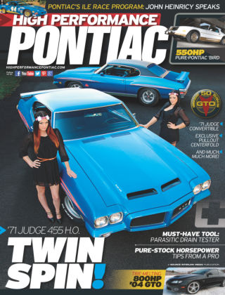 High Performance Pontiac August 2014