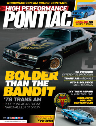 High Performance Pontiac September 2014