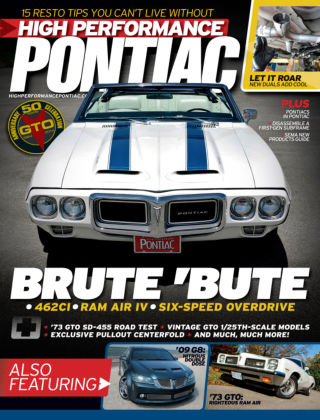 High Performance Pontiac October 2014