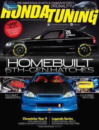 Honda Tuning Feb  / March 2014