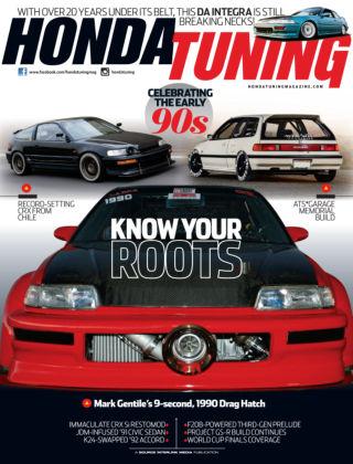 Honda Tuning April 2014