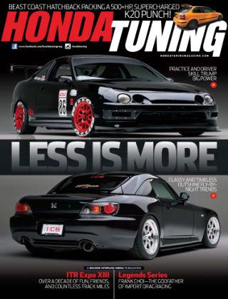 Honda Tuning May 2014