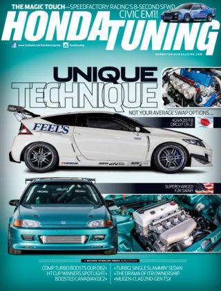 Honda Tuning June 2014