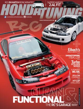 Honda Tuning July 2014