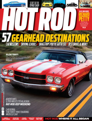 Hot Rod August 2013