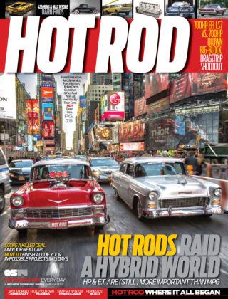 Hot Rod May 2014
