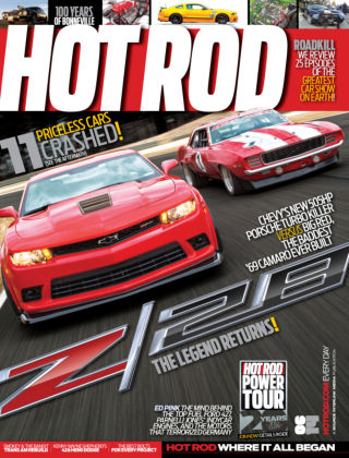 Hot Rod June 2014