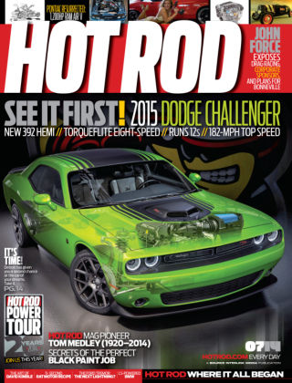 Hot Rod July 2014