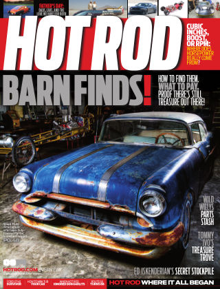 Hot Rod August 2014