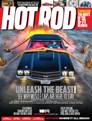 Hot Rod October 2014