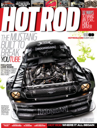 Hot Rod March 2015