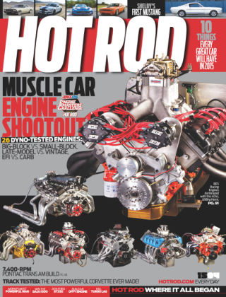 Hot Rod April 2015