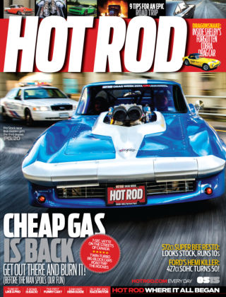 Hot Rod May 2015