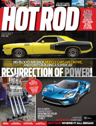 Hot Rod June 2015