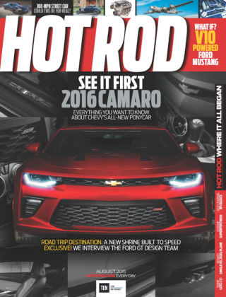 Hot Rod August 2015