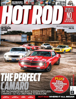 Hot Rod Jun 2016