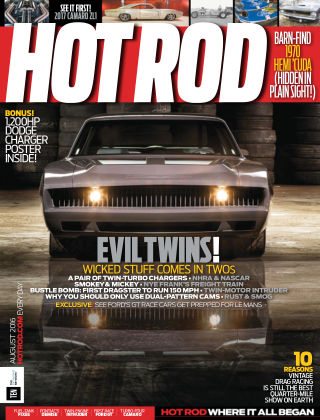 Hot Rod Aug 2016