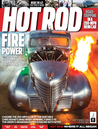 Hot Rod Oct 2016