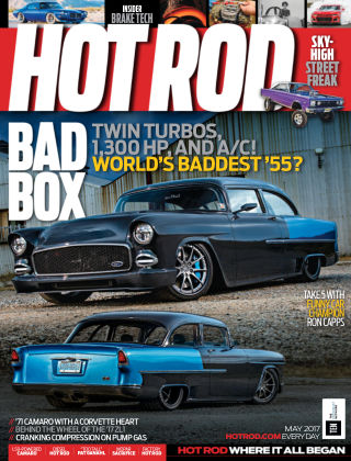 Hot Rod May 2017