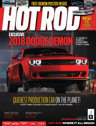Hot Rod Jul 2017
