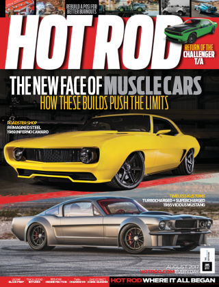 Hot Rod Aug 2017