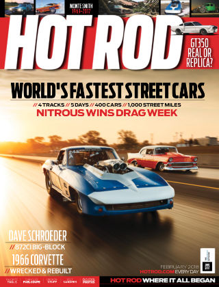 Hot Rod Feb 2018