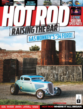 Hot Rod Mar 2018