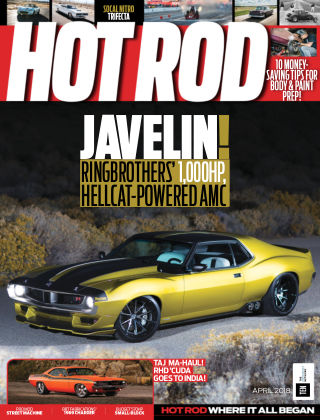 Hot Rod Apr 2018