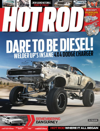 Hot Rod May 2018