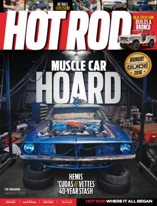 Hot Rod Aug 2018